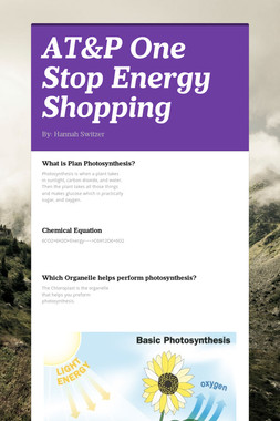 AT&P One Stop Energy Shopping