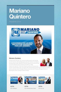 Mariano Quintero