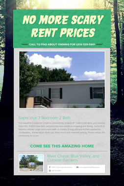 No More Scary Rent Prices