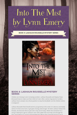 Into The Mist by Lynn Emery