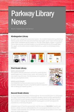 Parkway Library News