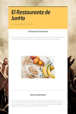 El Restaurante de JunHa
