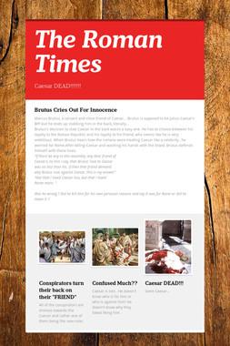 The Roman Times