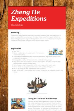 Zheng He Expeditions