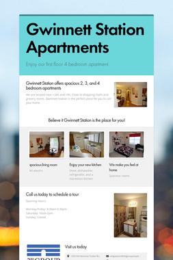 Gwinnett Station Apartments