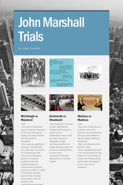 John Marshall Trials