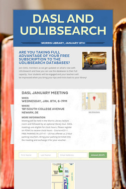 DASL and UDLibSearch