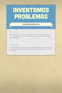 Inventamos Problemas