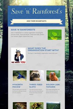 Save 'n' Rainforest's