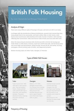 British Folk Housing