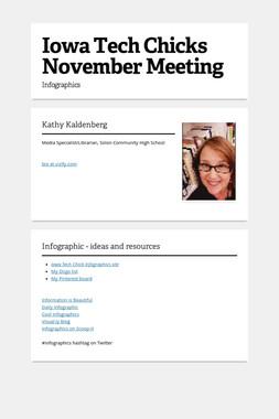 Iowa Tech Chicks November Meeting