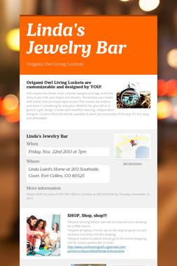 Linda's Jewelry Bar