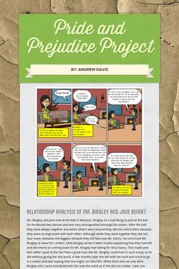 Pride and Prejudice Project
