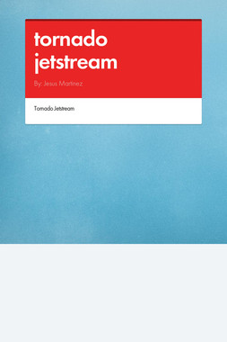 tornado jetstream