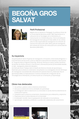 BEGOÑA GROS SALVAT