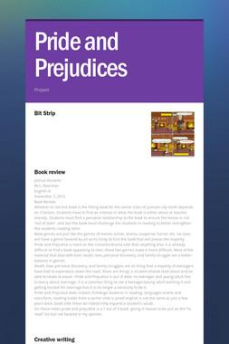 Pride and Prejudices
