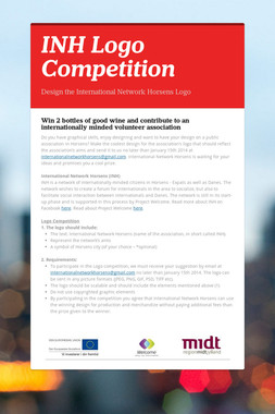 INH Logo Competition