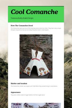 Cool Comanche