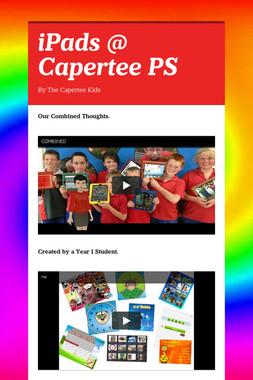 iPads @ Capertee PS