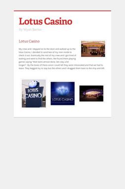 Lotus Casino