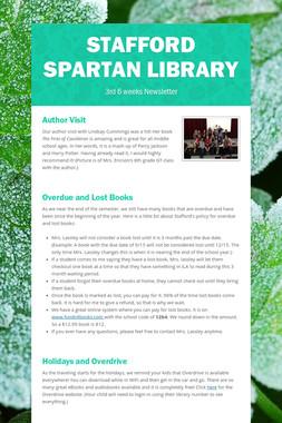 Stafford Spartan Library