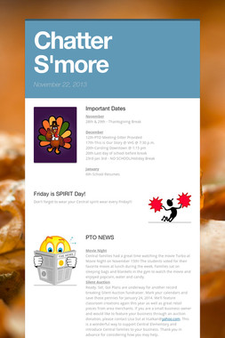 Chatter S'more