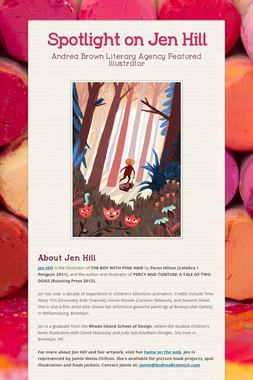 Spotlight on Jen Hill