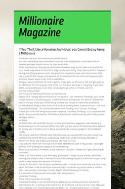 Millionaire Magazine