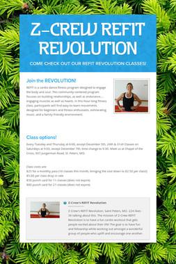Z-CREW REFIT REVOLUTION