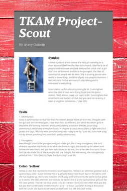 TKAM Project- Scout