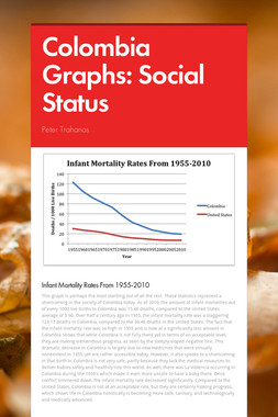 Colombia Graphs: Social Status
