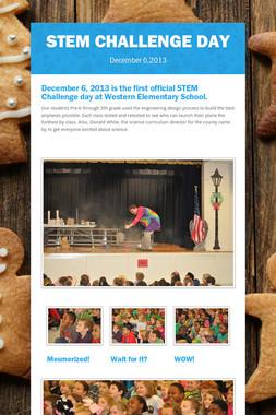 STEM Challenge Day