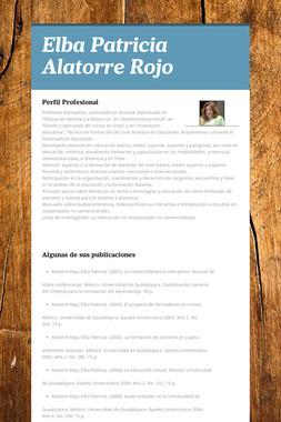 Elba Patricia Alatorre Rojo