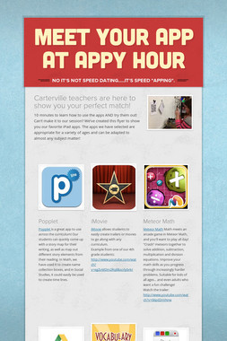 Meet Your App at Appy Hour