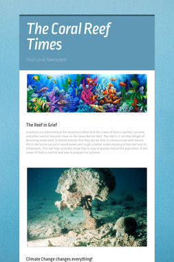 The Coral Reef Times