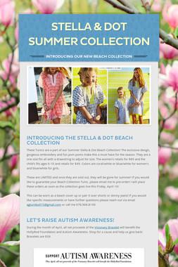 Stella & Dot Summer Collection