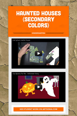 Haunted Houses (Secondary colors)