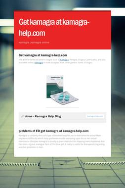 Get kamagra at kamagra-help.com