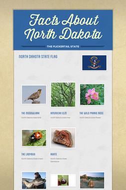 Facts About North Dakota