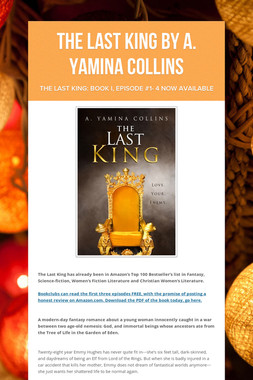 The Last King  by A. Yamina Collins