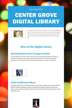 Center Grove Digital Library
