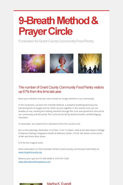 9-Breath Method & Prayer Circle