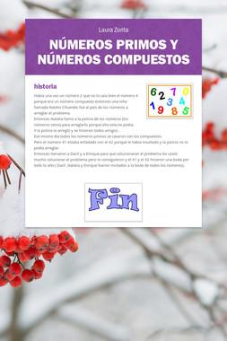 Números primos y números compuestos