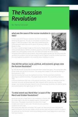 The Russsian Revolution