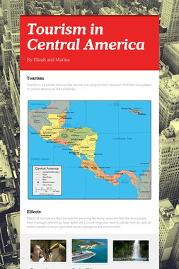Tourism in Central America