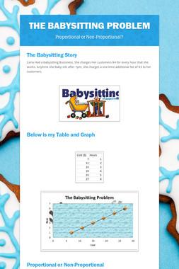 The Babysitting Problem