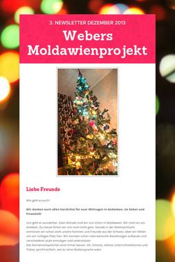Webers Moldawienprojekt