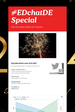 #EDchatDE Special