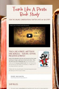 Teach Like A Pirate Book Study