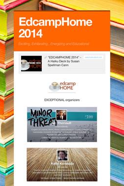 EdcampHome 2014